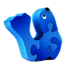 Wooden Seal Puzzle