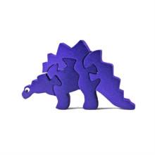 Stegosaurus Puzzle Magnet