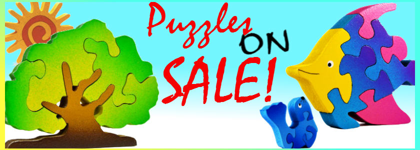 Puzzles On Sale